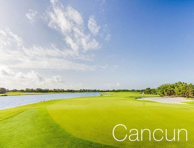 Cancun Golf & Hotel Packages