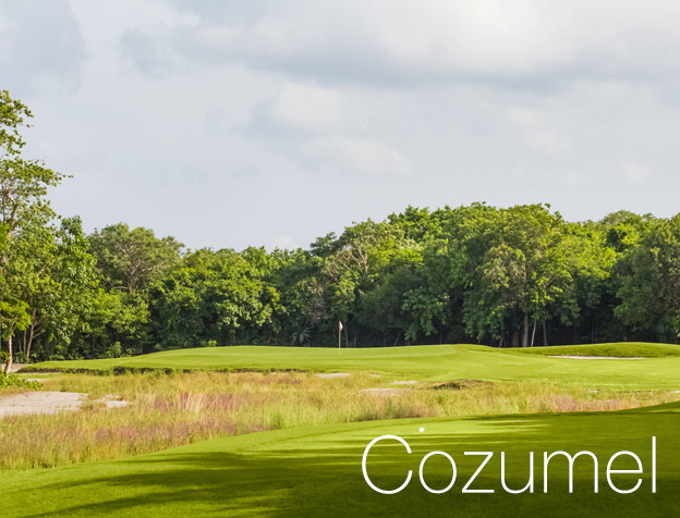 Cozumel Golf & Hotel Packages