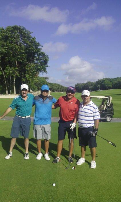 Mexican Caribbean Golf